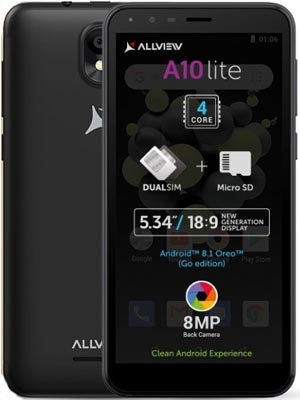 A10 Lite 8GB with 1GB Ram