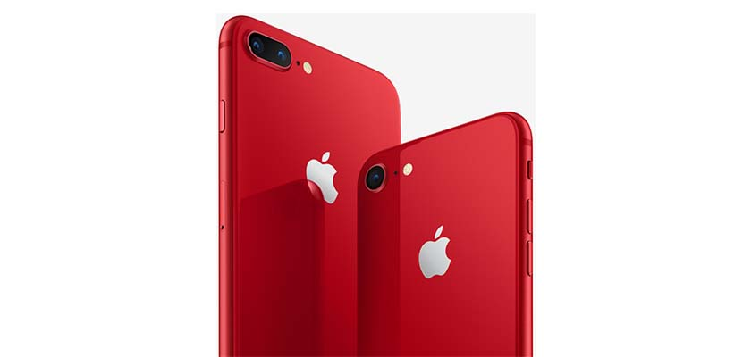 iPhone 8 Plus Special Red Edition Price in USA, Seattle, Denver, Baltimore, New Orleans