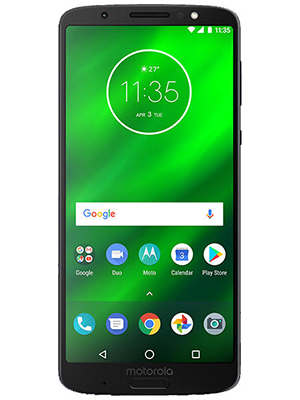 Moto G6 Plus 64GB with 6GB Ram