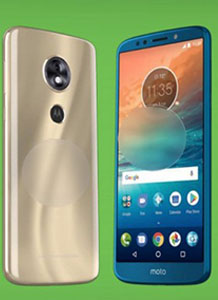 Moto G6 Dual 32GB with 3GB  Ram