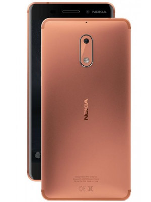 6 (Copper) 32GB with 3GB Ram