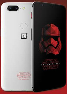 5T Star Wars Limited Edition 128GB with 8GB Ram