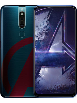 F11 Pro Marvel Avengers Edition 128GB with 6GB Ram