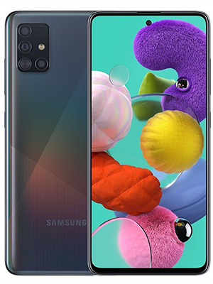 Galaxy A71 128GB with 8GB Ram