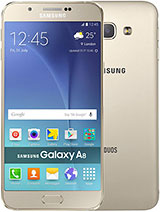 Galaxy A8 Duos 32GB with 3GB Ram