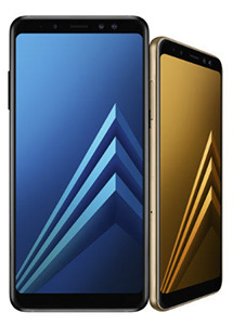 Galaxy A8+ (2018) Duos 32GB with 4GB Ram