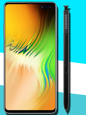 Galaxy Note10+ 256GB with 8GB Ram