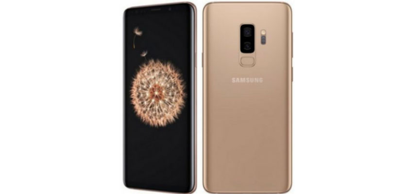 Galaxy S9 Plus Sunrise Gold Edition Price in USA, Seattle, Denver, Baltimore, New Orleans