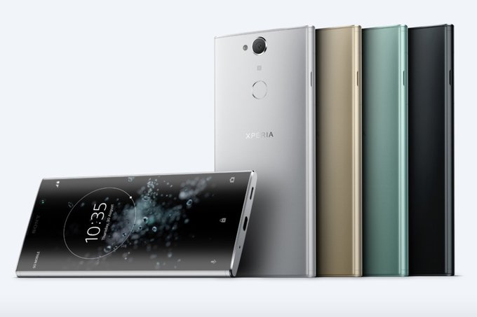 Xperia XA2 Plus 64GB with 6GB Ram