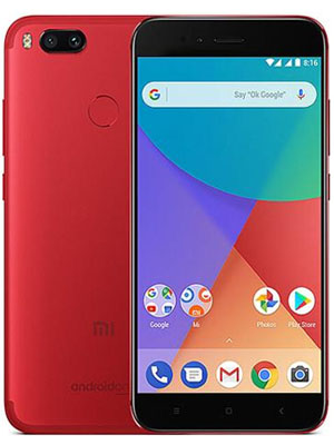 Mi A1 Red Edition (2017) 64GB with 4GB Ram