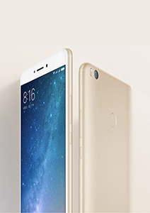Mi Max 3 128GB with 4GB Ram