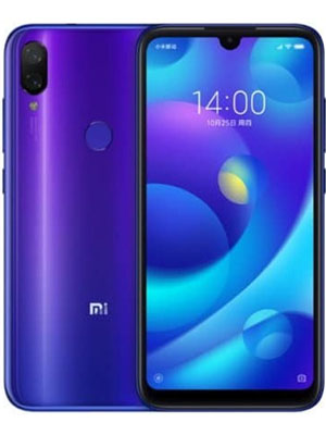 Mi Play 128GB with 6GB Ram