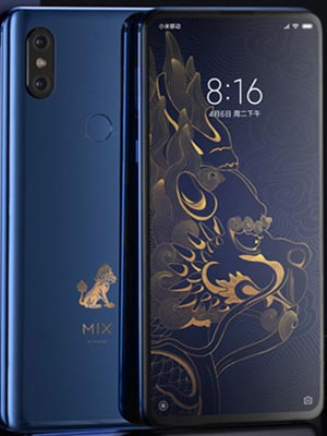 Mi MIX 3 Palace Museum Edition 256GB with 10GB Ram
