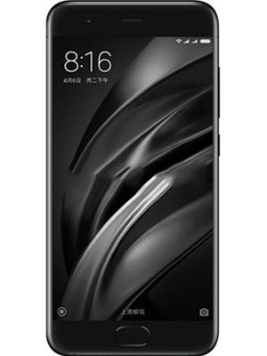 Mi6 Exclusive 128GB with 6GB Ram