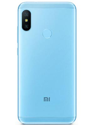 Redmi 6 Pro Bali Blue Edition 32GB with 3GB Ram